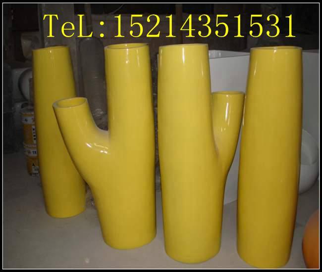 花缸雕塑花瓶雕塑商场美晨雕塑花盆模型订做欧式花缸