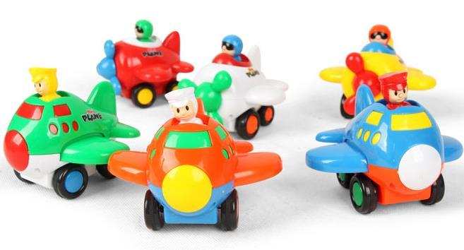 惯性飞机 儿童玩具车