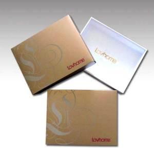 彩盒包装设计的几种结构设计介绍