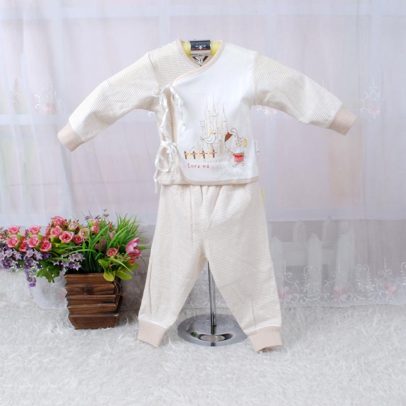 初生婴儿衣服 儿童宝宝和尚服纯棉