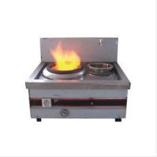 生产厂家供应最低使用寿命6年的中餐炒炉 面包房不锈钢炒炉