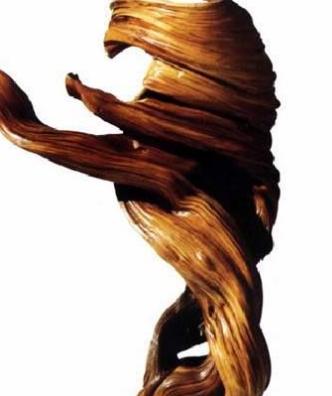 高贵的根雕艺术背后,原木的故事