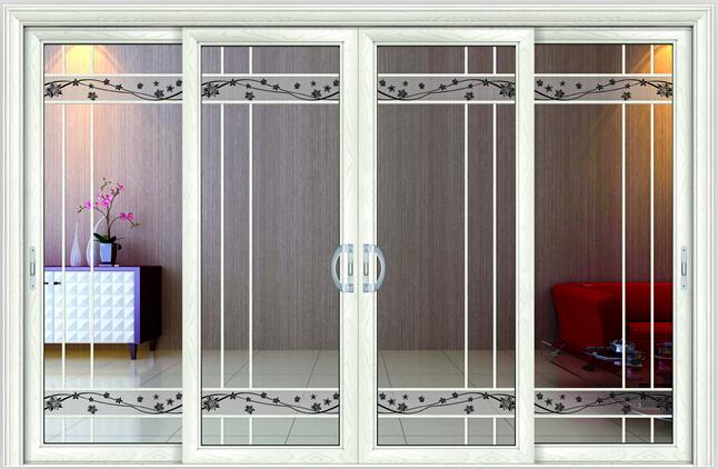 欧式推拉门首选裕安门业中国铝门十大认证品牌做工!