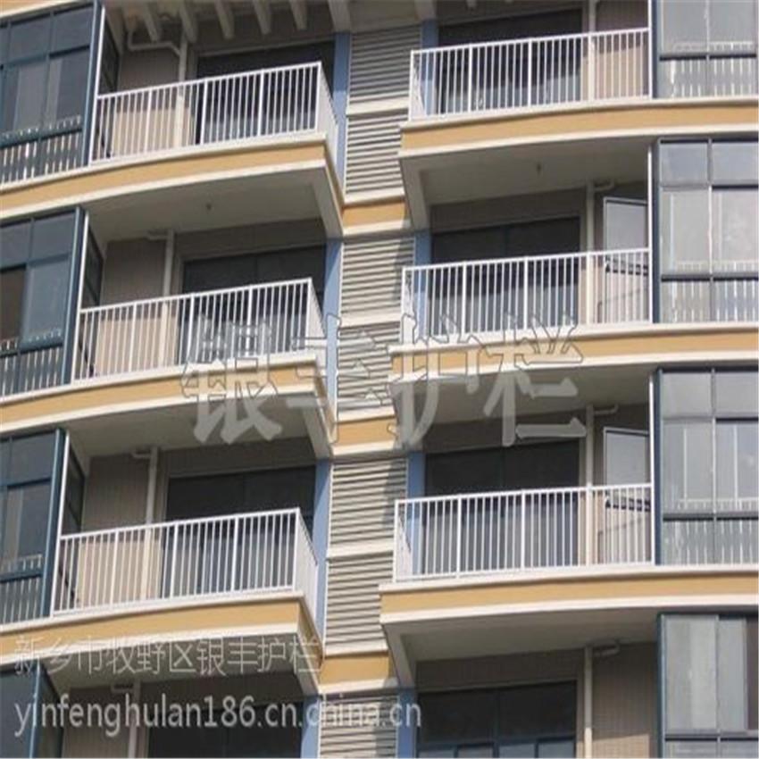 供应全昊各种型号上海锌钢护栏厂 锌钢阳台护栏 锌钢酒店护栏