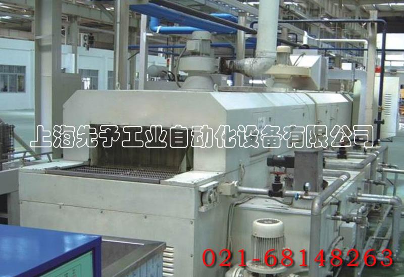 供应通过式高压喷淋齿轮清洗机上海先予工业自动化
