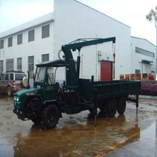 厂家现货直销湖南佳宁JN25DT特种新型四驱盘式拖拉机(3.2吨随车吊)折腰式拖拉机