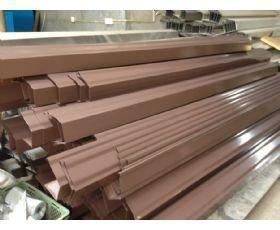 青海需求商彩铝方形雨水管