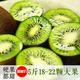 武功县全力徐香猕猴桃开始结果早  品质优良  味甜浓香 个大