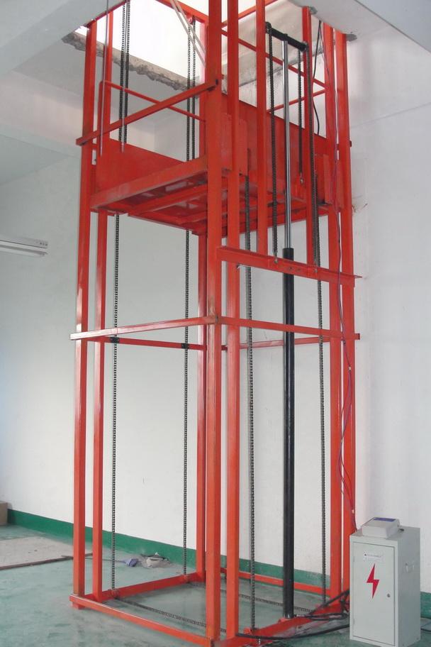 电白导轨式升降机