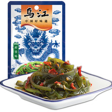 乌江鲜香味辣味海带丝70g开袋即食荣成海带下饭菜