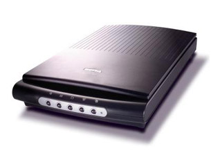 明基S500彩色平板式扫描仪