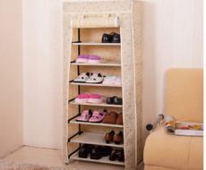鞋柜 室内收纳柜 八层无纺布 厂家生产批发