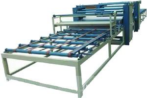 复合平板制板机山东制板机批发销售厂家