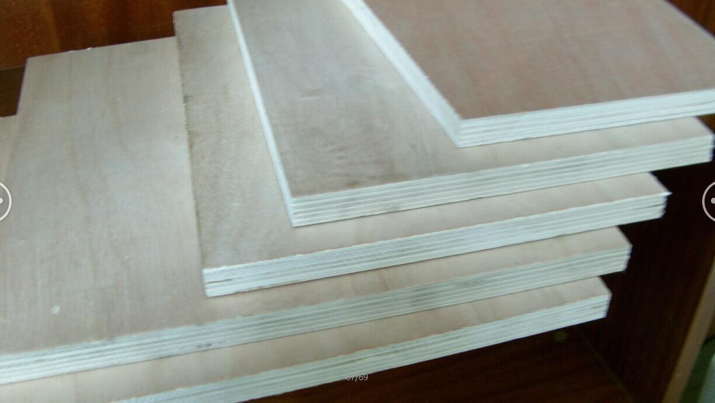 环保生态板贴面多层板
