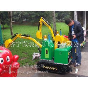 室内儿童游乐场设备 儿童游乐挖掘机-中国荞麦交易网