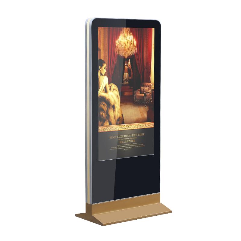 大屏靠墙广告灯箱 大堂LED单面灯箱广告牌 厂家定制灯箱