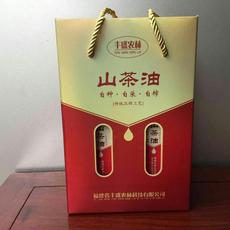 丰盛农林红果二号山茶油 有机茶油 丰盛农林山茶油 茶籽油(豪享系列250mlx2)