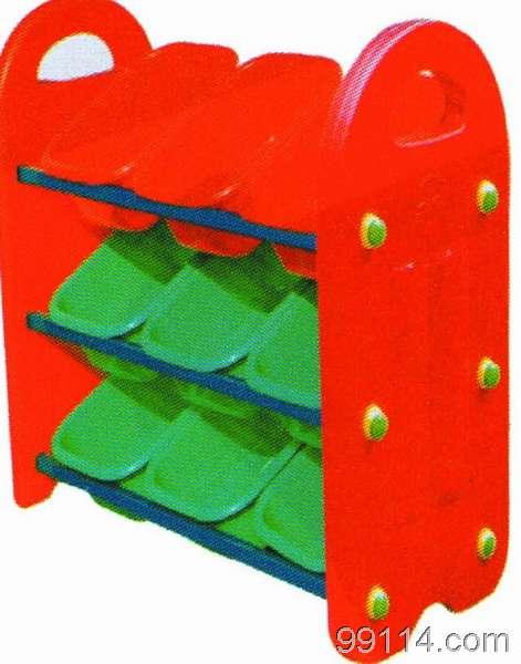 儿童玩具架 山东儿童玩具架 山东儿童玩具架厂家 幼儿园玩具收纳柜