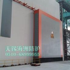 电动钢板混凝土防护门
