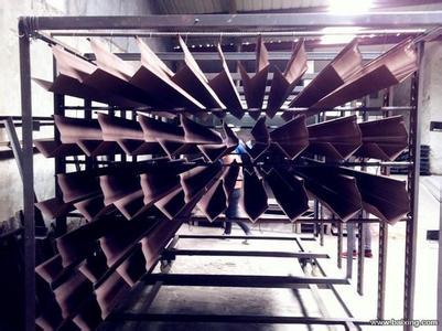 武汉铝合金屋面方形雨水管天沟