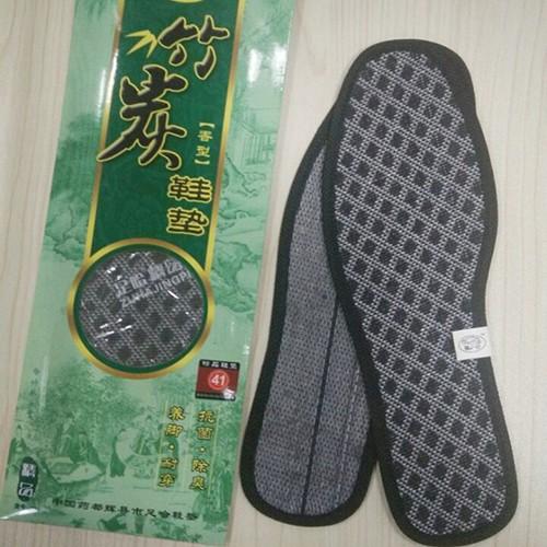 辉县市足哈鞋垫厂生产加工竹炭鞋垫