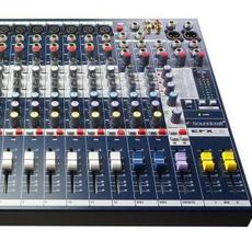 原装正品Soundcraft EFX12调音台|内置莱斯康 24 比特效果器