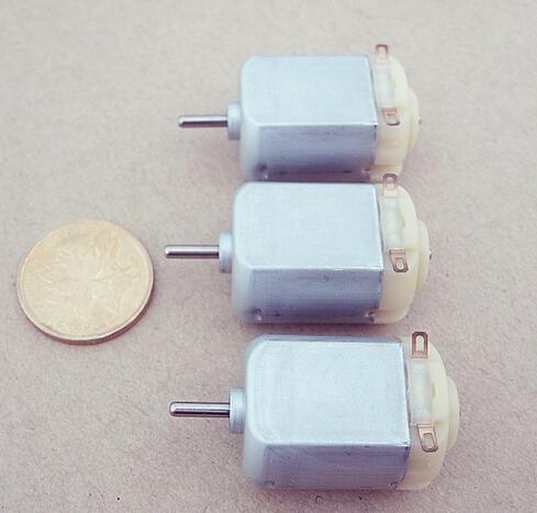 标准厂 130电机 6V-12V 环保微型直流电机