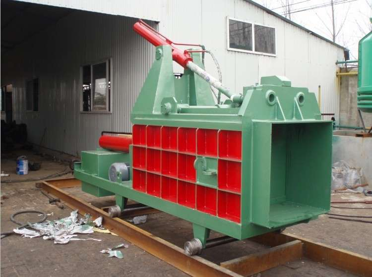 供应Y81废金属液压打包机翻包 品质保证