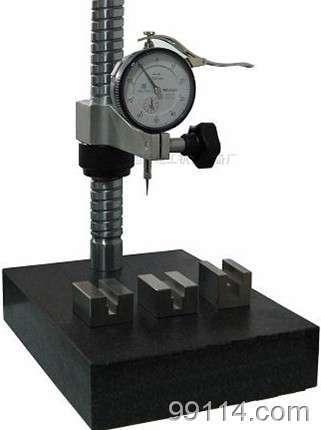 水晶头网络线电话电线材深度测试仪深度计高度计厚度计