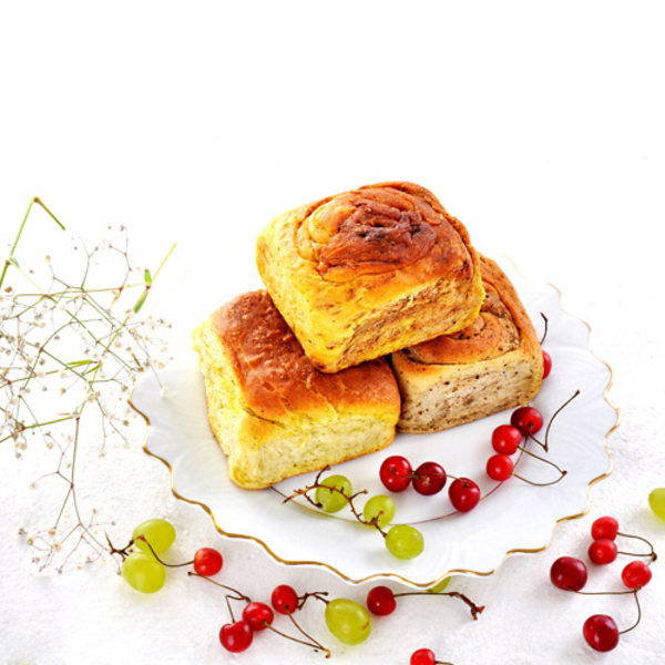 永登丁娃烧饼 红玫瑰千层饼 甘肃兰州特产