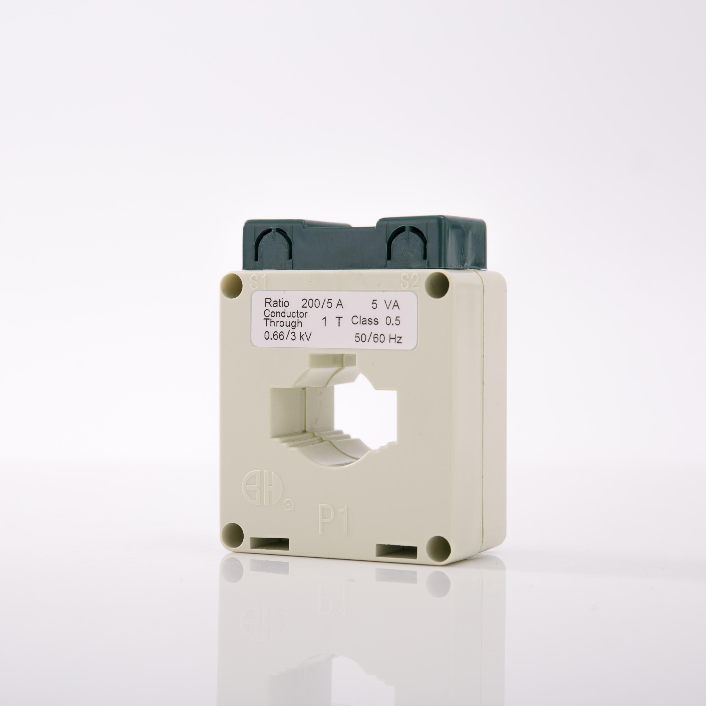 供应 BH-0.66系列 Ⅰ型 低压电流互感器(方圆孔型)互感器