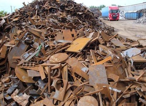 供应 各种标准规格的机械废钢