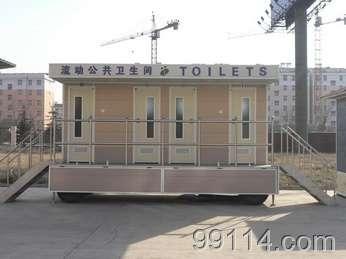 貴州泡沫型環保廁所