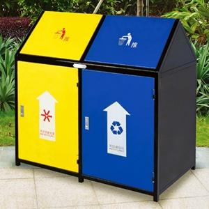 供应嘉美A-59分类环保垃圾桶
