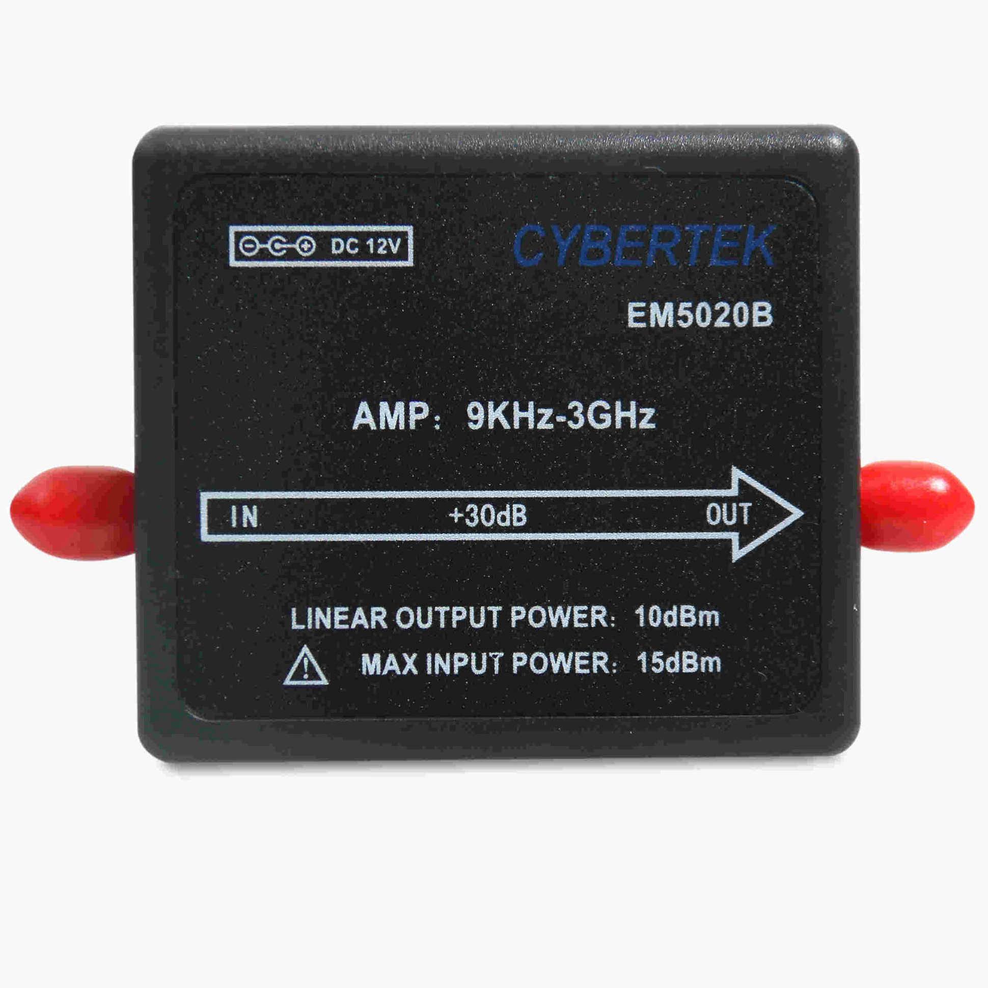 深圳CYBERTEK知用 EM5020A EM5020B放大器 EMI价格