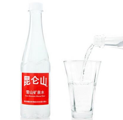 昆仑山矿泉水促销价格