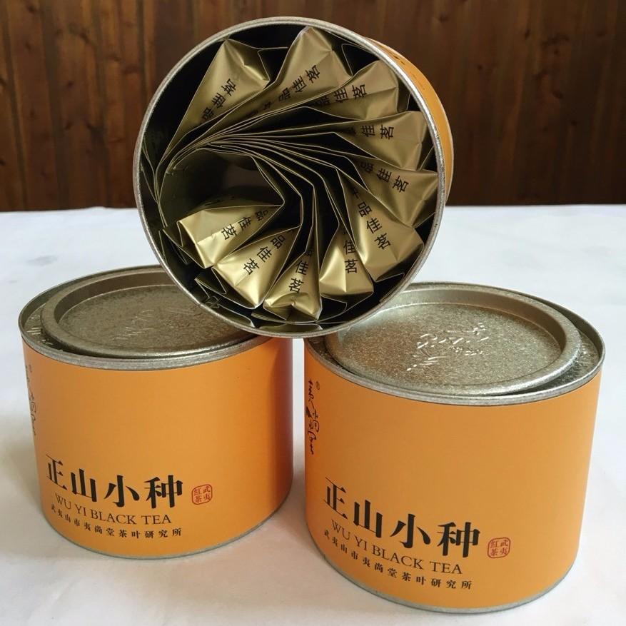 夷尚堂  武夷山红茶  烟熏正山小种