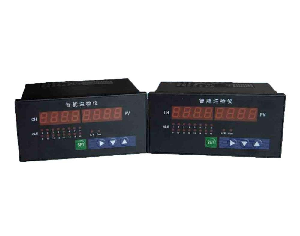 16路高精度溫度溫度巡檢儀/智能多路巡測儀XMDA