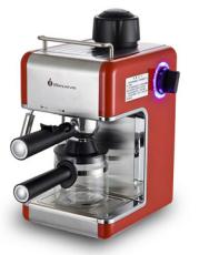 爱本立 CM6812 蒸汽压力意式家用半自动咖啡机