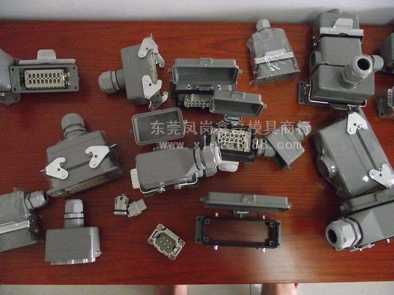 东莞热流道插座|重载连接器|重型连接插座