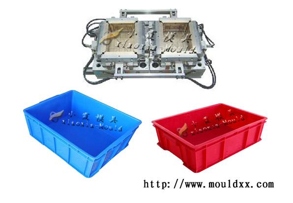 工具箱模具 塑料水果箱模具 塑料工具箱模具 定做塑胶整理箱模具 塑胶周转箱模具