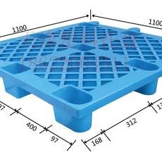 塘沽1111九脚网格塑料托盘  塑料地垫批发  塑料拍子厂家直销