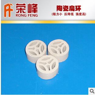 供应陶瓷扁环填料传质效率高 价格优