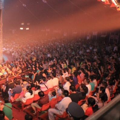 郑州能容纳500人的会场 郑州会议室出租