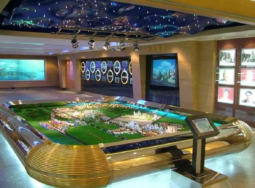 上海模型上海沙盘模型上海建筑模型上海沙盘模型制作