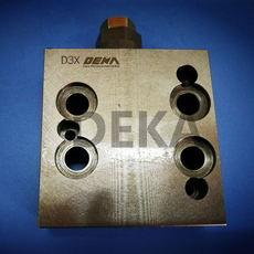适用于PC200-6 PC200-7的自减压阀块DEKA