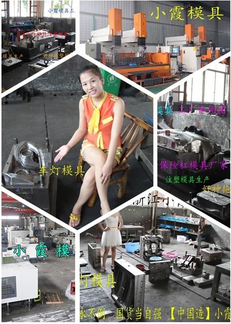 台州模具公司,9L油漆桶塑料模具/塑料铣模具