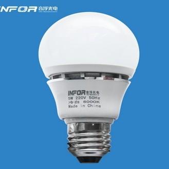 高端led球泡灯3w5w7w led筒灯射灯台灯光源