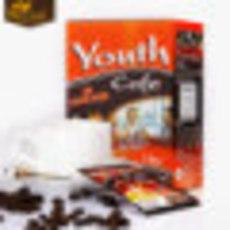 进口越南咖啡速溶咖啡 三合一YouthBlue咖啡粉306g/盒18包