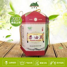 山中美    小磨黑芝麻香油礼盒(4瓶)